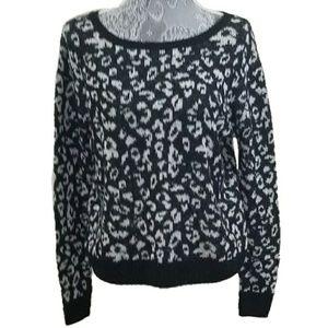 JESSICA SIMPSON oversized sweater